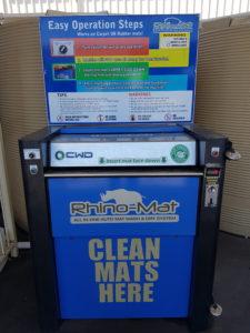 Mat Cleaner